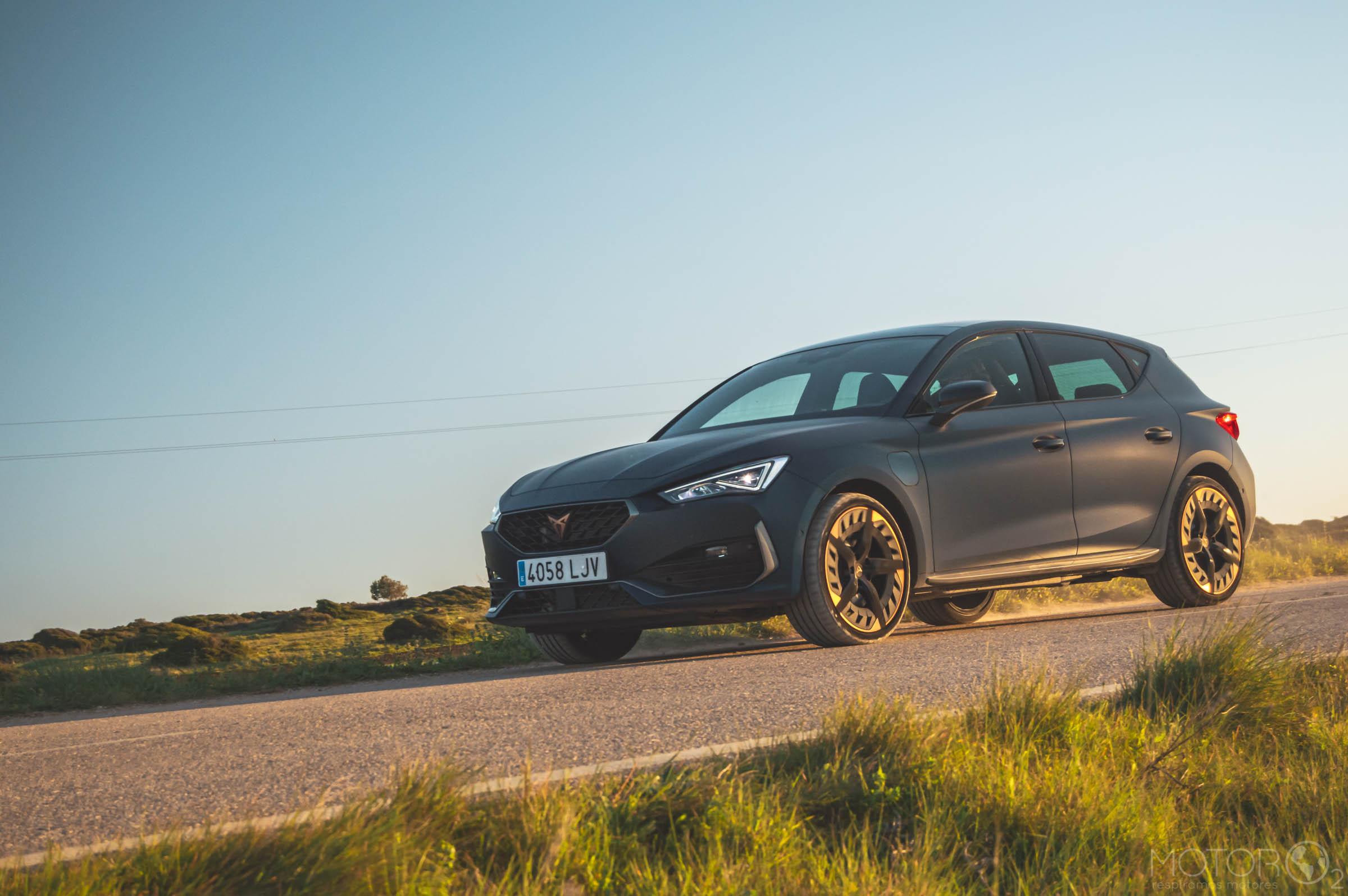 Teste ao Cupra Leon e-Hybrid: o híbrido desportivo