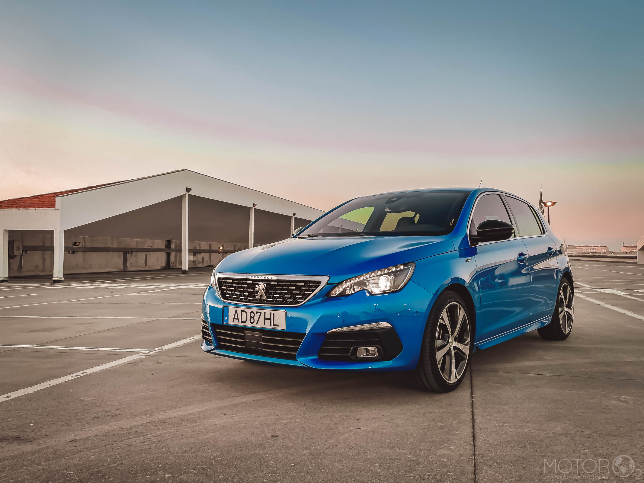 Teste ao renovado Peugeot 308 1.5 BlueHDi GT Pack