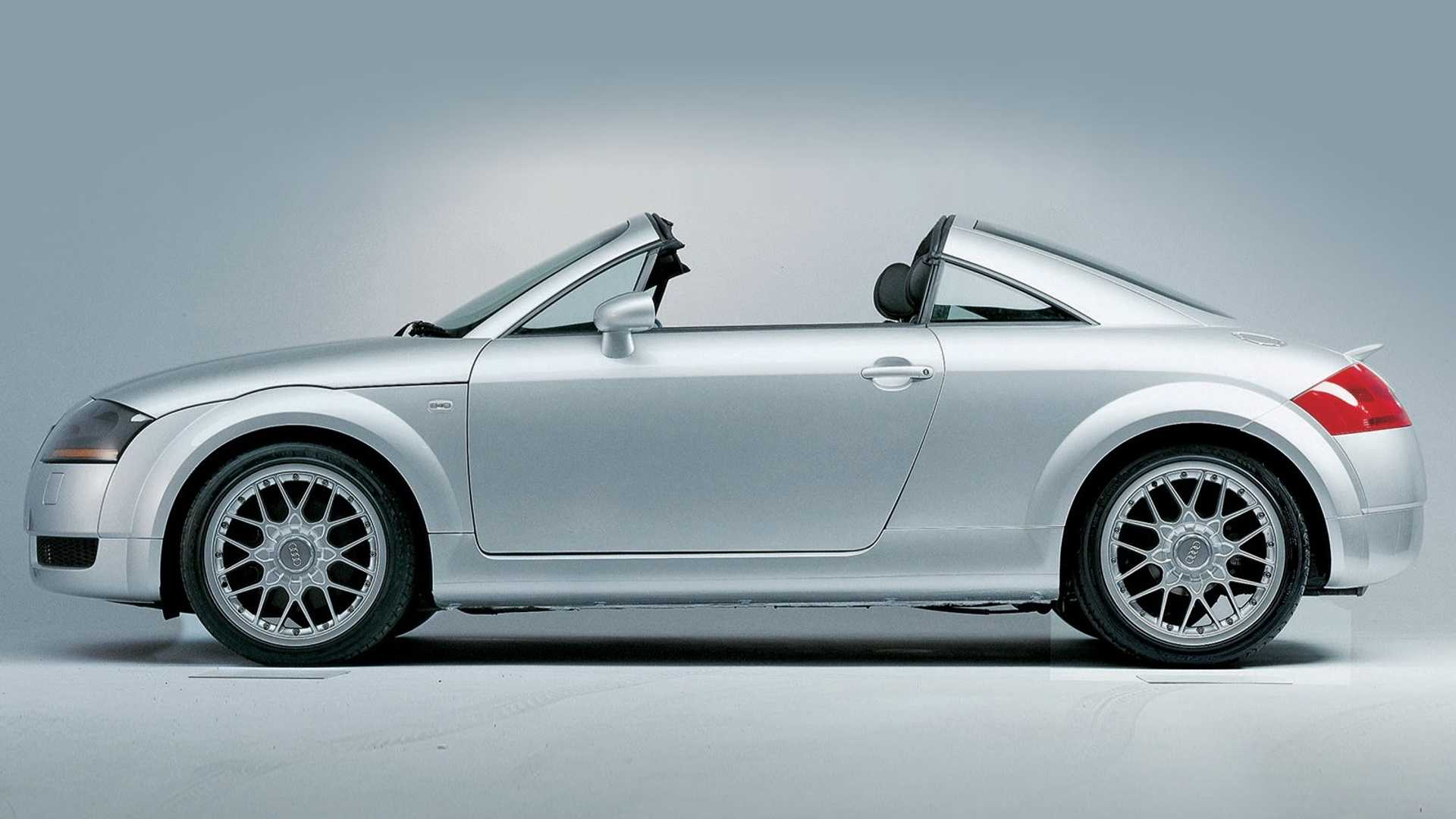Audi TT Open Sky: O Targa que nunca existiu