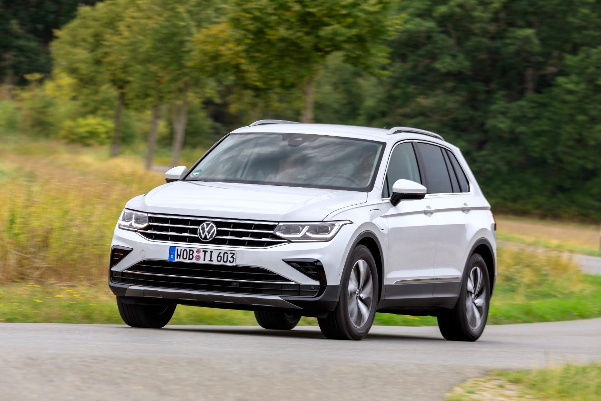 """Volkswagen """"eletrifica"""" Arteon e Tiguan"""