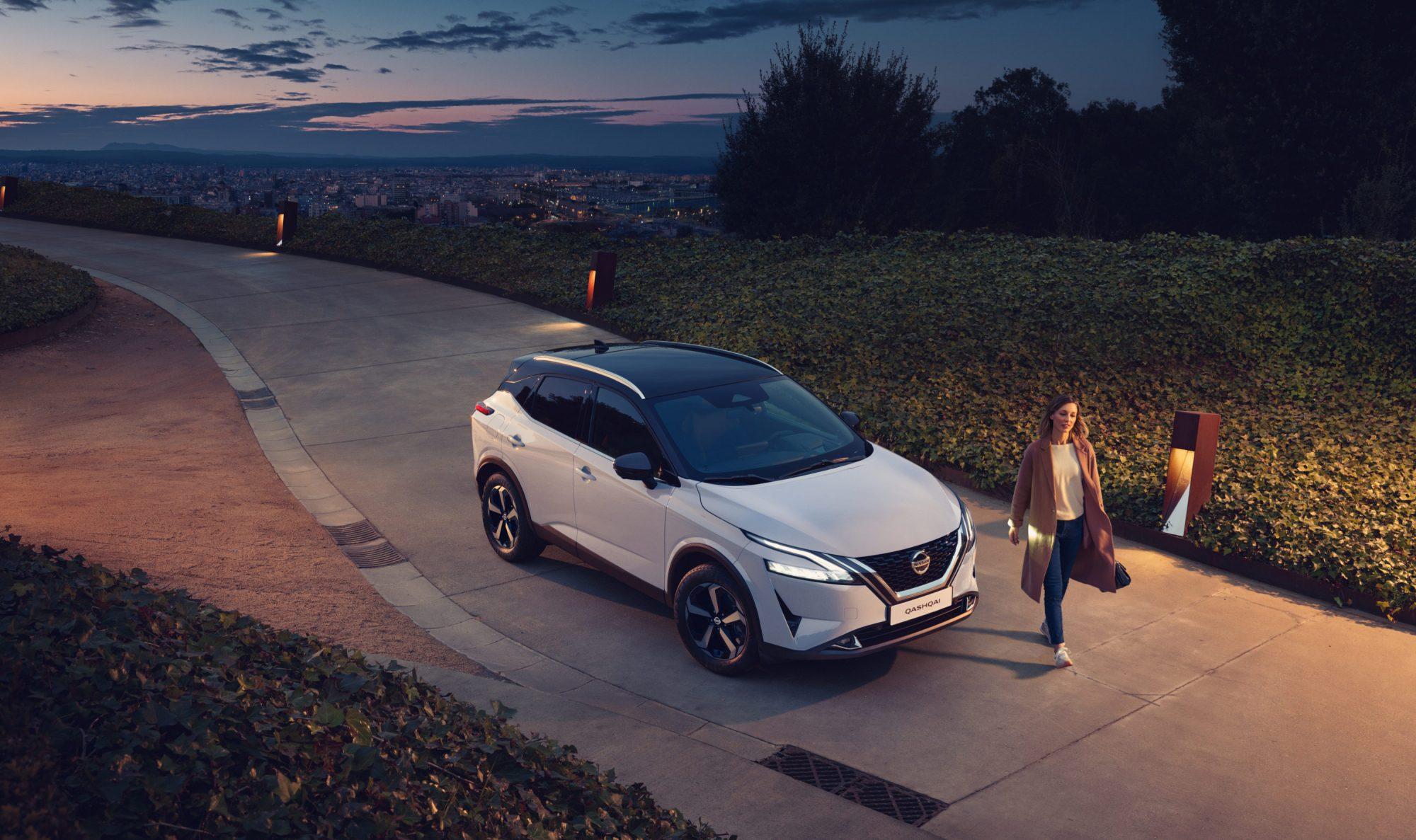 A concorrência que se prepare: Novo Nissan Qashqai chega a Portugal desde 29.000€