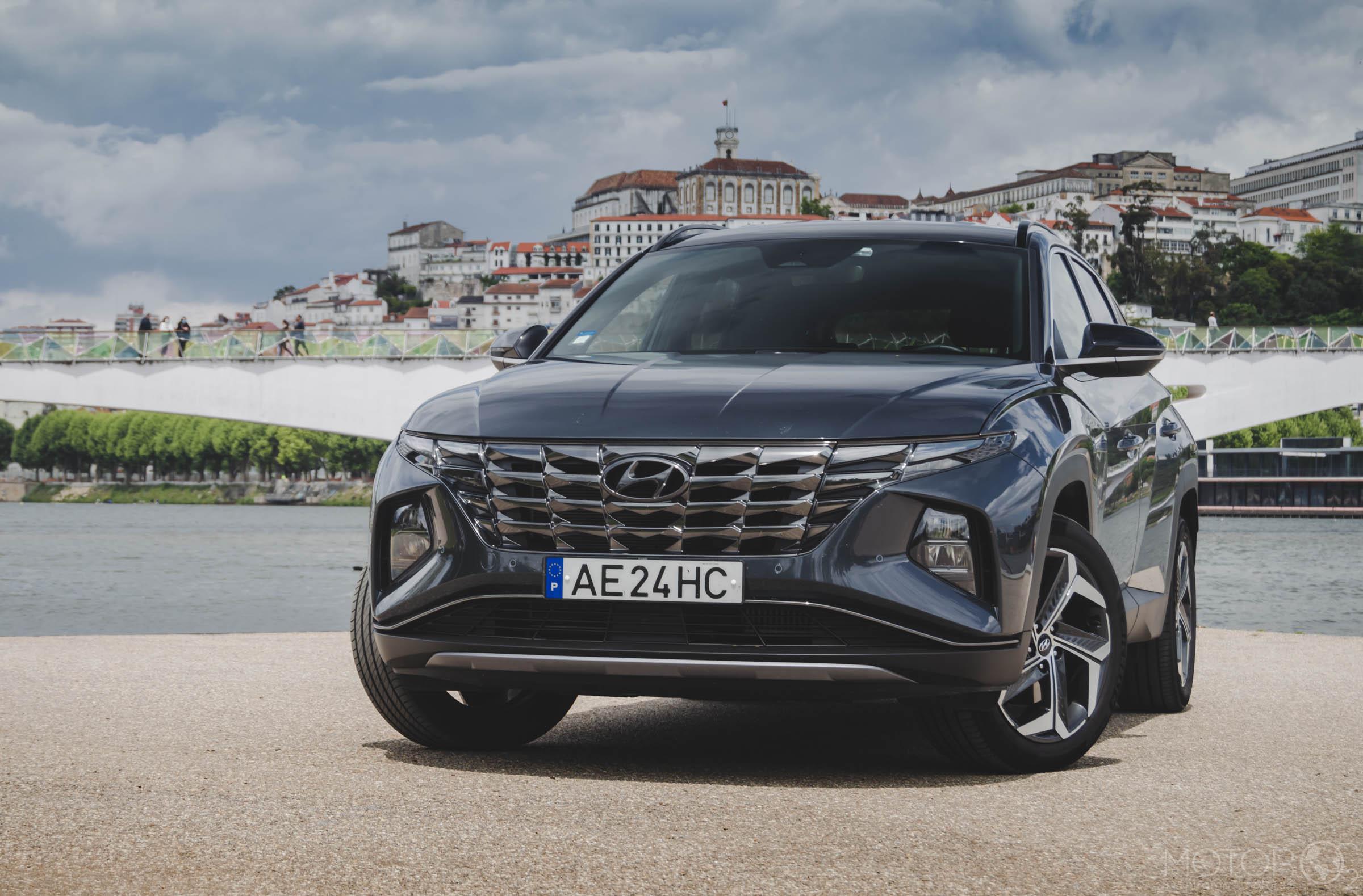 Será o Hyundai Tucson uma ameaça para a concorrência?