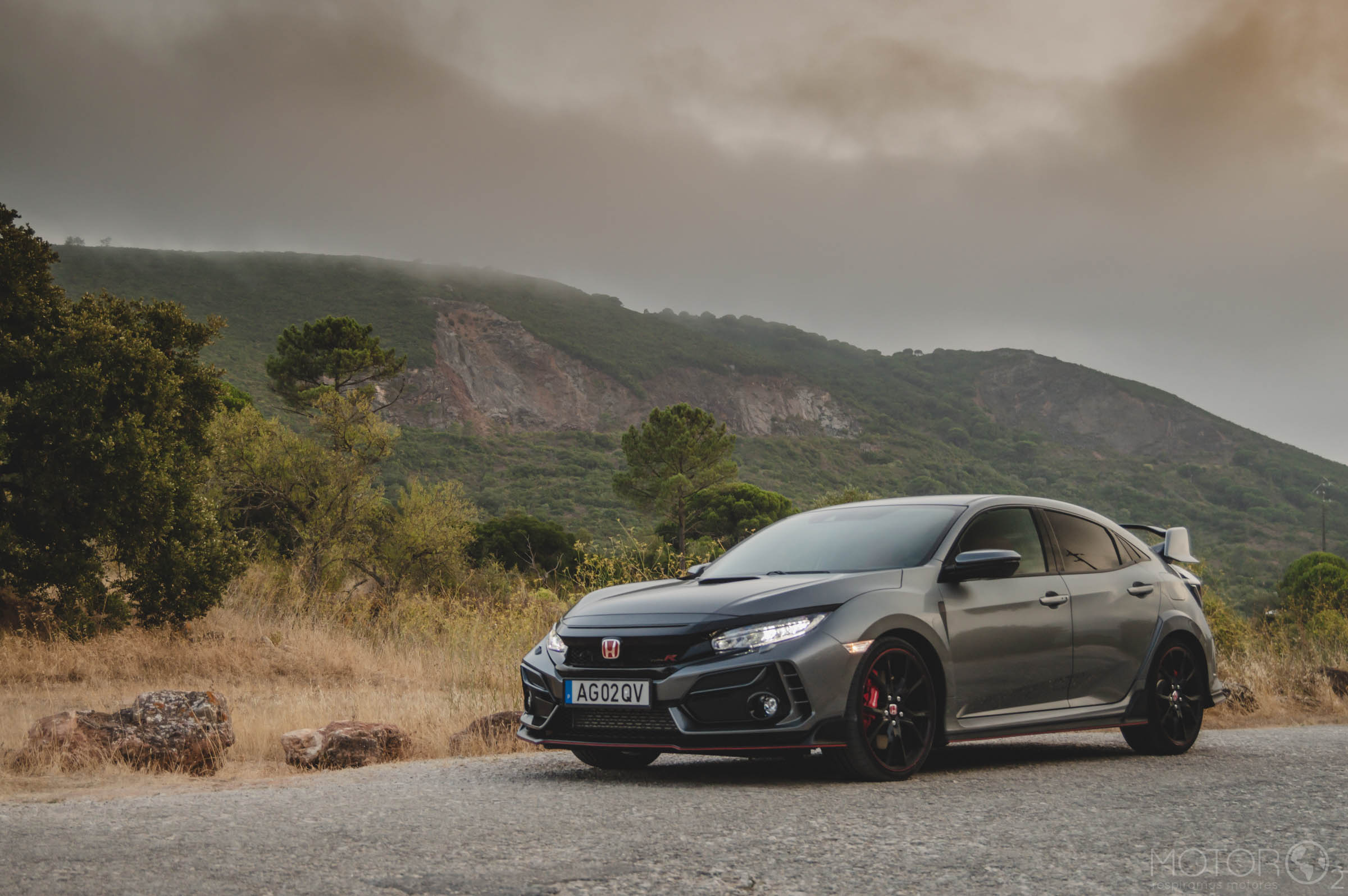 Teste ao renovado (e ultra-eficaz) Honda Civic Type-R